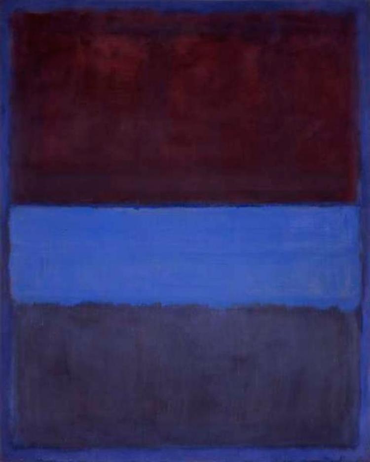 """Mark Rothko, """"No 61"""""""