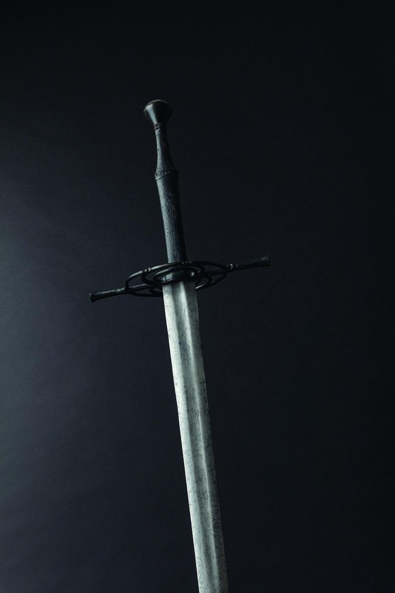 Espada del gótico tardío (alrededor del año 1500-1520). Precio estimado: 24.000 €