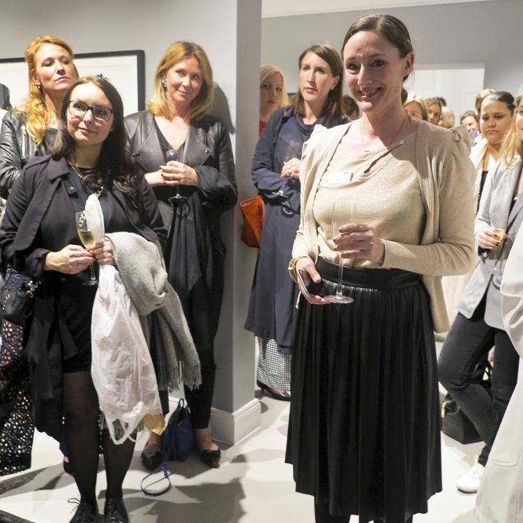 Sophie Tillquist, Gallery Director på Lumas