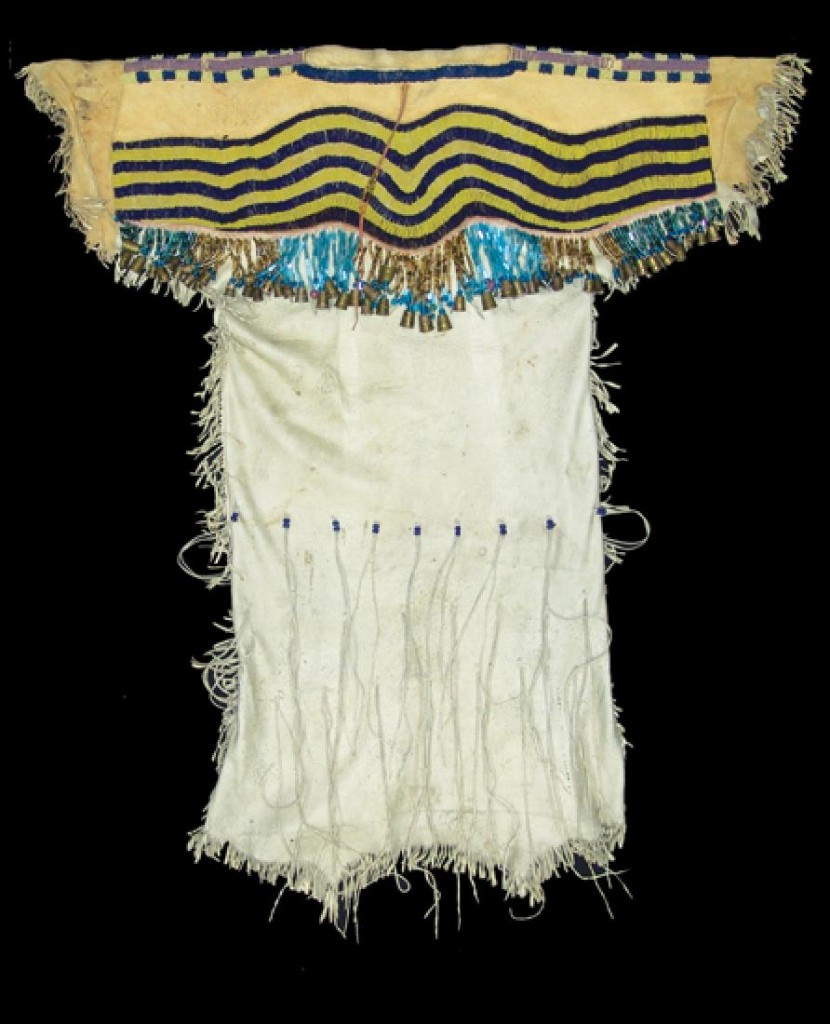 Native American clothing items