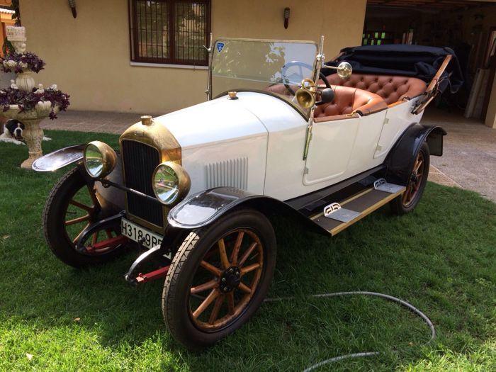 Peugeot - 163 BR - 1923