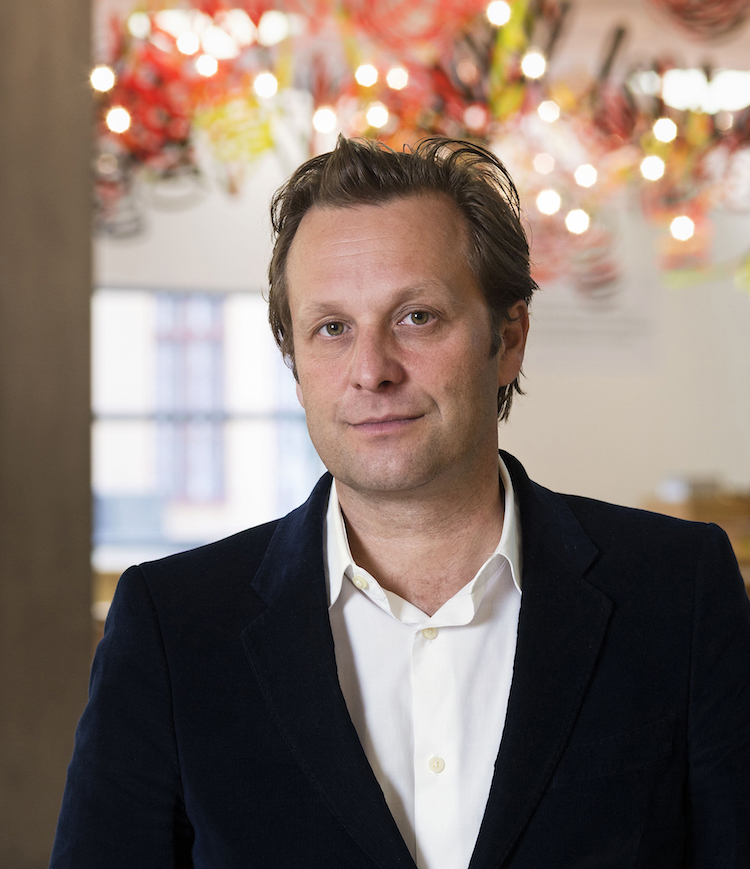 Daniel Birnbaum, museichef för Moderna Museet i Stockholm