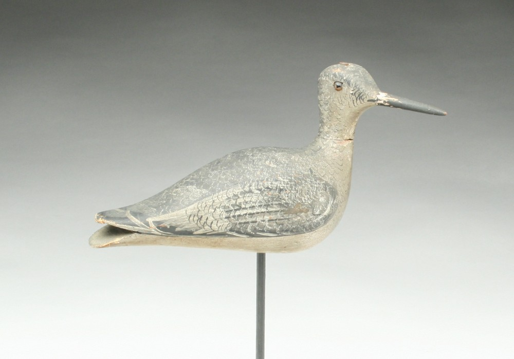 John Dilley yellowlegs decoy