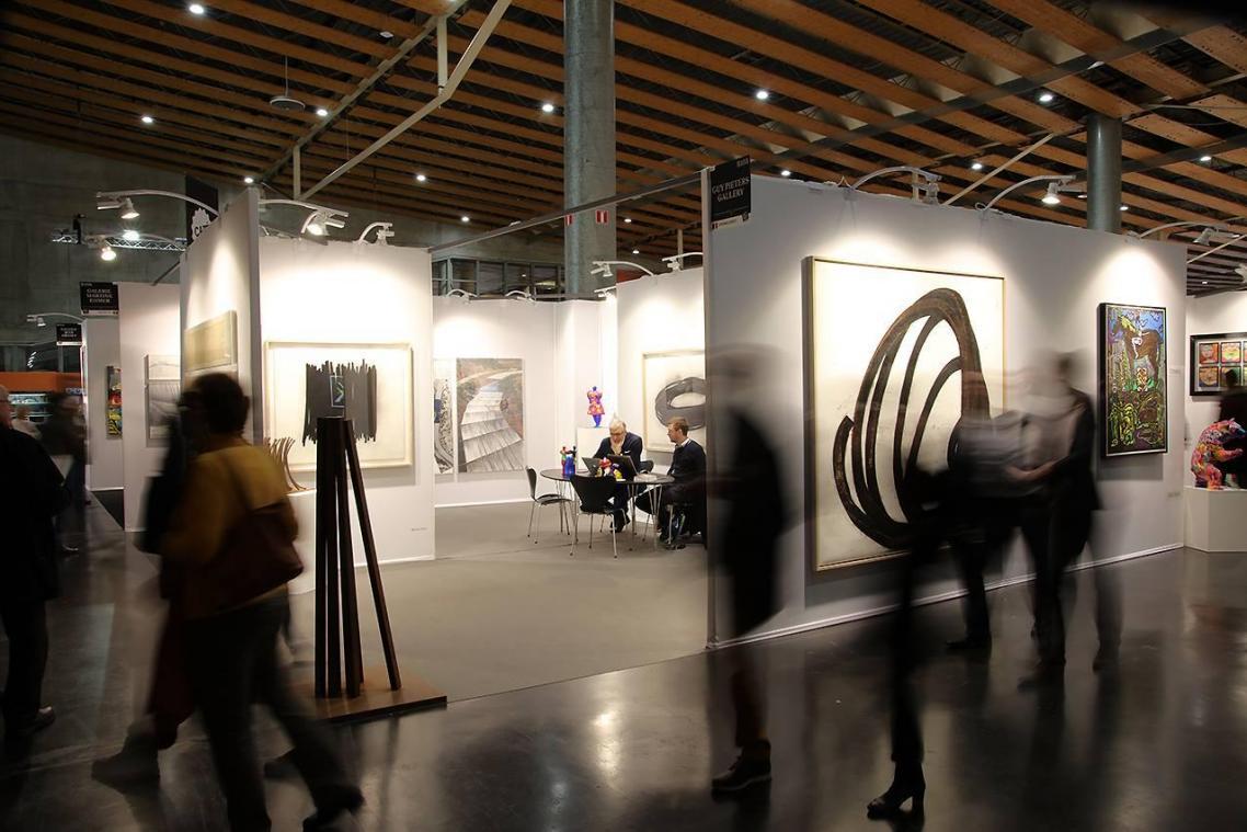 Art Up! 2018 à Lille: une programmation sous le signe de la sculpture et du volume Image via sudinfo.be