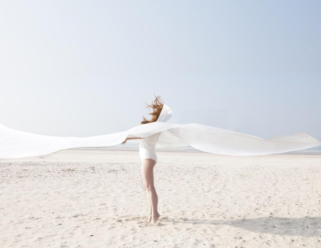 © Maia Flore, « L'enchantement va de soi », Deauville, 2016 – Agence VU'