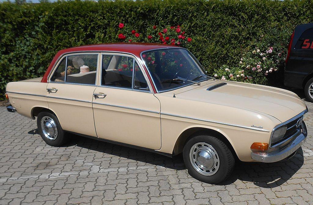 AUDI 60L, 1972