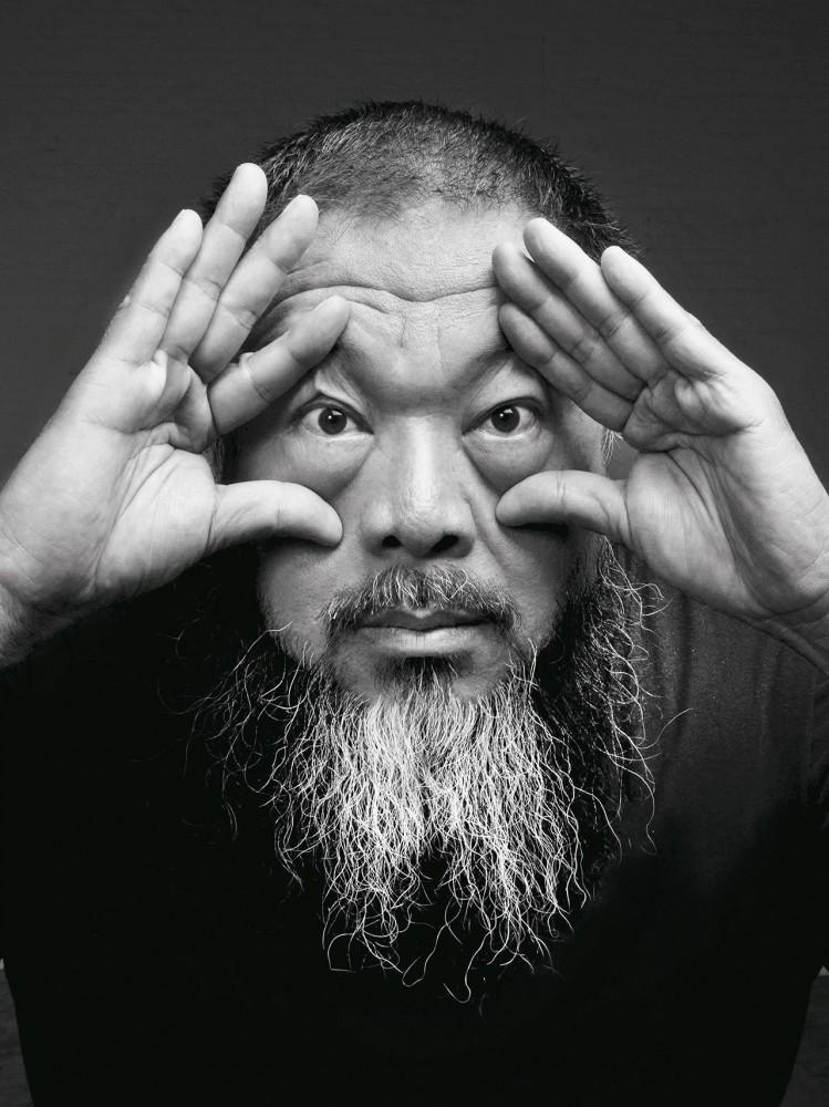 Ai Weiwei. Bild: metalocus.es