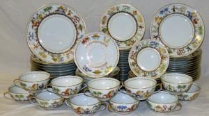 Tiffany & Co. china set