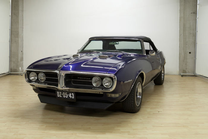Pontiac - Firebird Cabriolet - 1968 Schätzpreis: 44.500-57.850 EUR