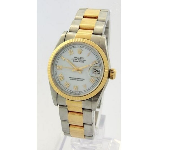Oyster Perpetual Datejust Superlative Chronometer