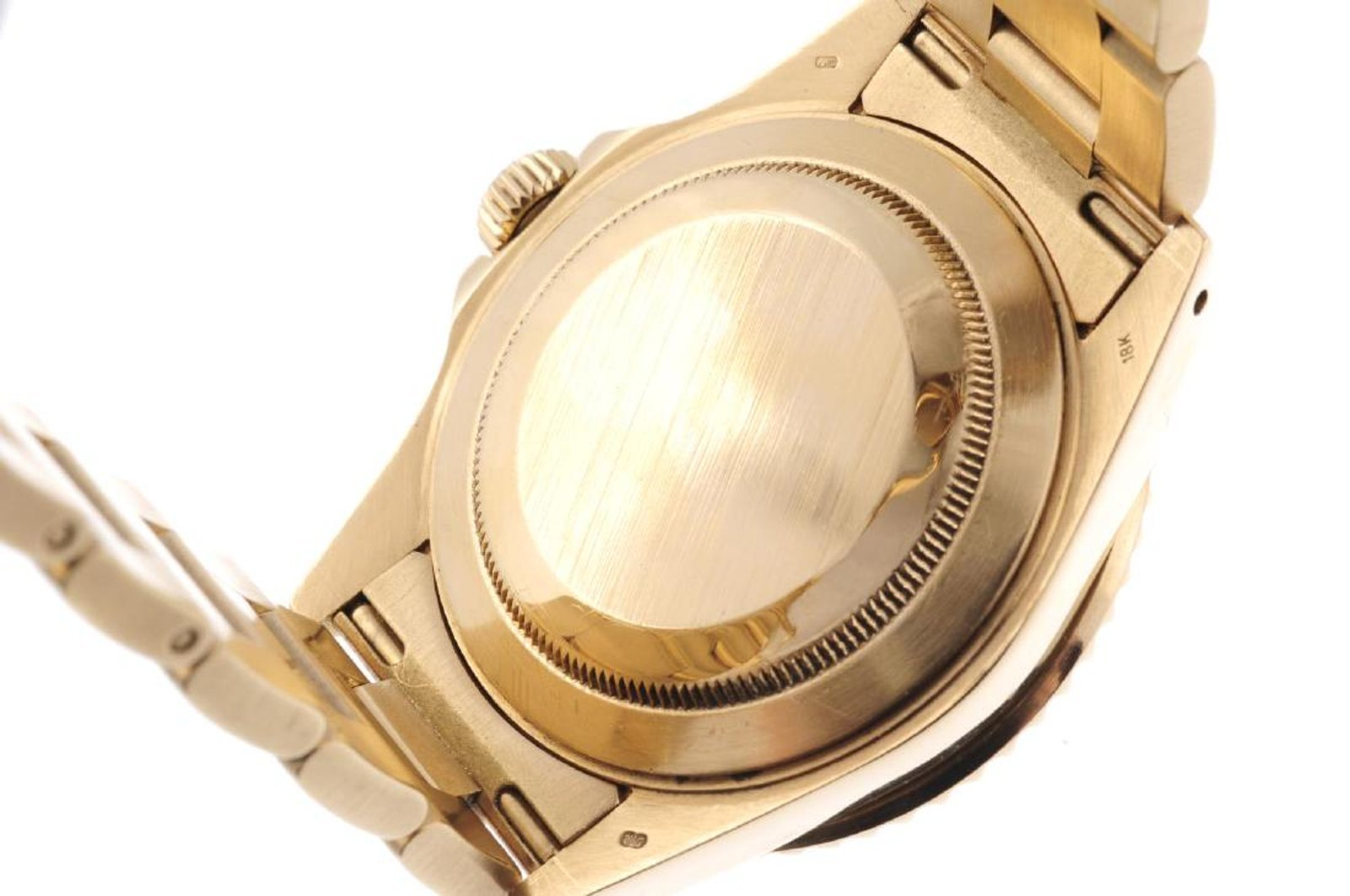 En Rolex Submariner Oyster Perpetual, 18ct guld