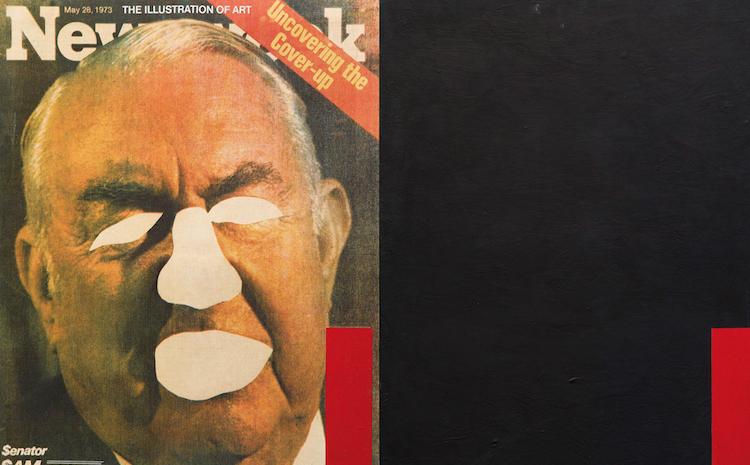 Antonio Dias (1944), THE ILLUSTRATION OF ART / UNCOVERING THE COVER-UP, 1973. Utrop: 70.000 Euro