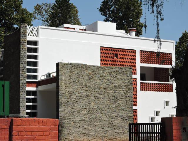 Pierre Jeannerets Wohnhaus in Chandigarh ist heute ein Museum | Foto: Harvinder Chandigarh via Wikipedia