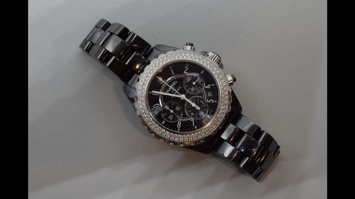 CHANEL. Reloj de pulsera