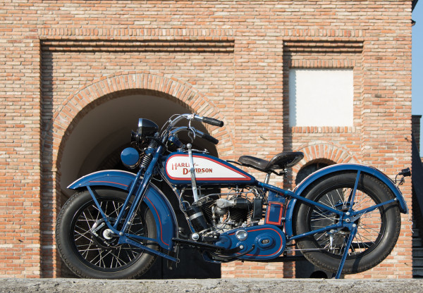1930 Harley-Davidson DL Sport!