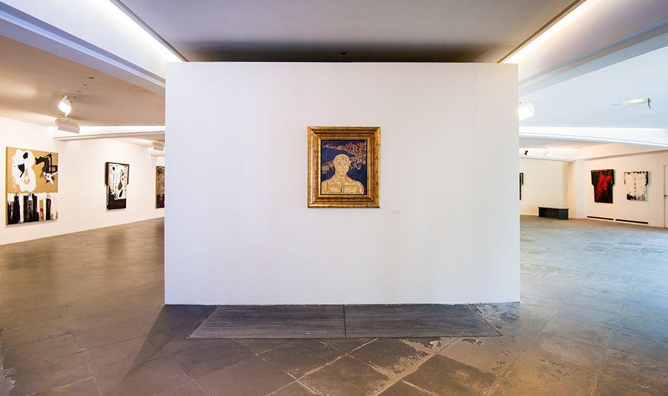 """L'exposition  """"Real Love"""" est en ce moment présentée à Nice à la Galerie Gmurzynska  Image via la Galerie Gmurzynska"""