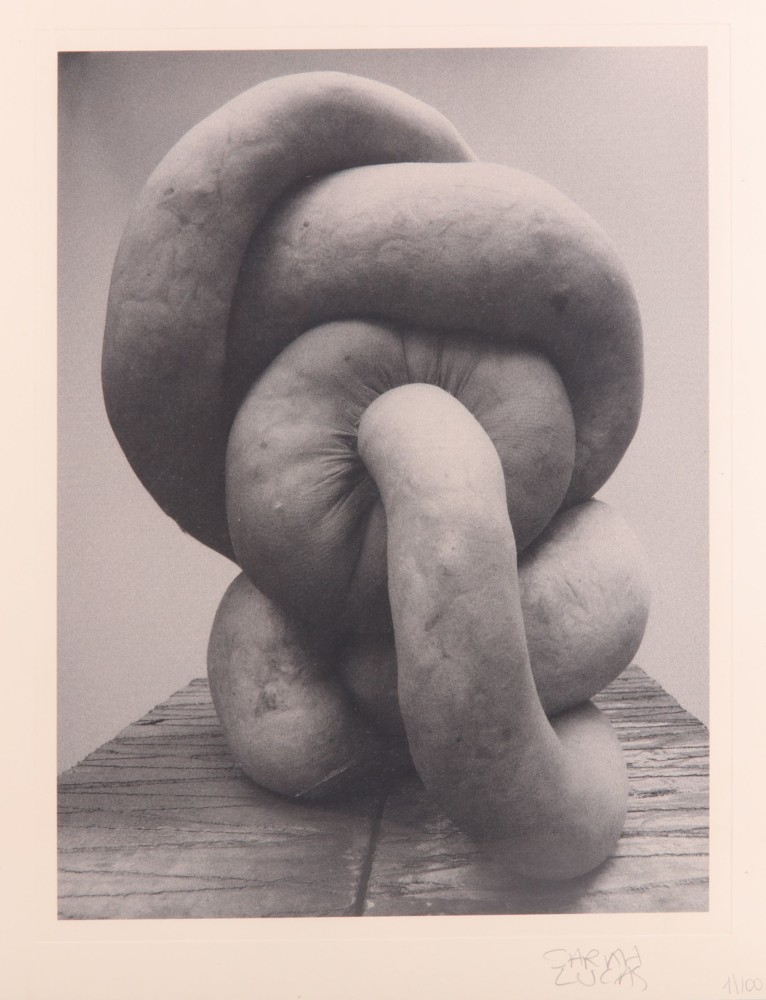Sarah Lucas, NUD, 2013. Photo: Chiswick Auctions