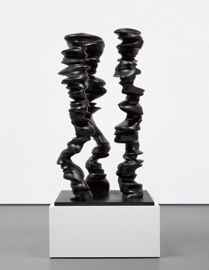 "Tony Cragg, ""Points of View"", 2007. På auktion hos Phillips."