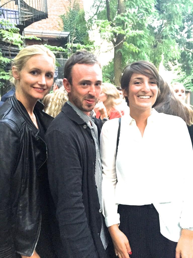 Joanna Sundström, Axel Petersen, Saskia Neuman