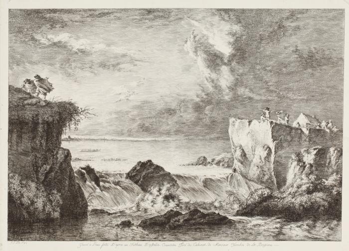 Deichdurchbruch 1782
