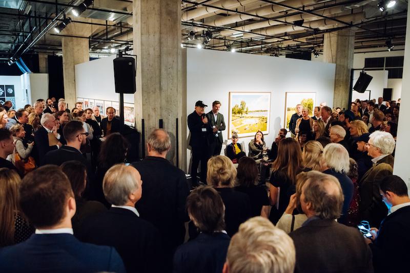 På Fotografiska hålls Haute Photographie Art Fair under Stockholm Art Week