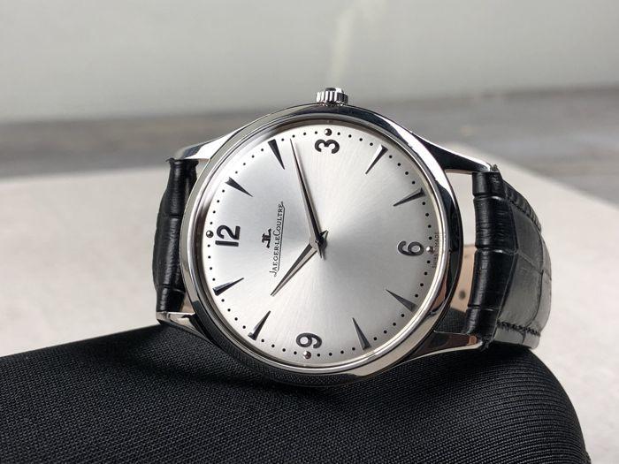 JAEGER-LECOULTRE. Reloj Master Control Ultra Thin Automatic en acero inoxidable (2011)