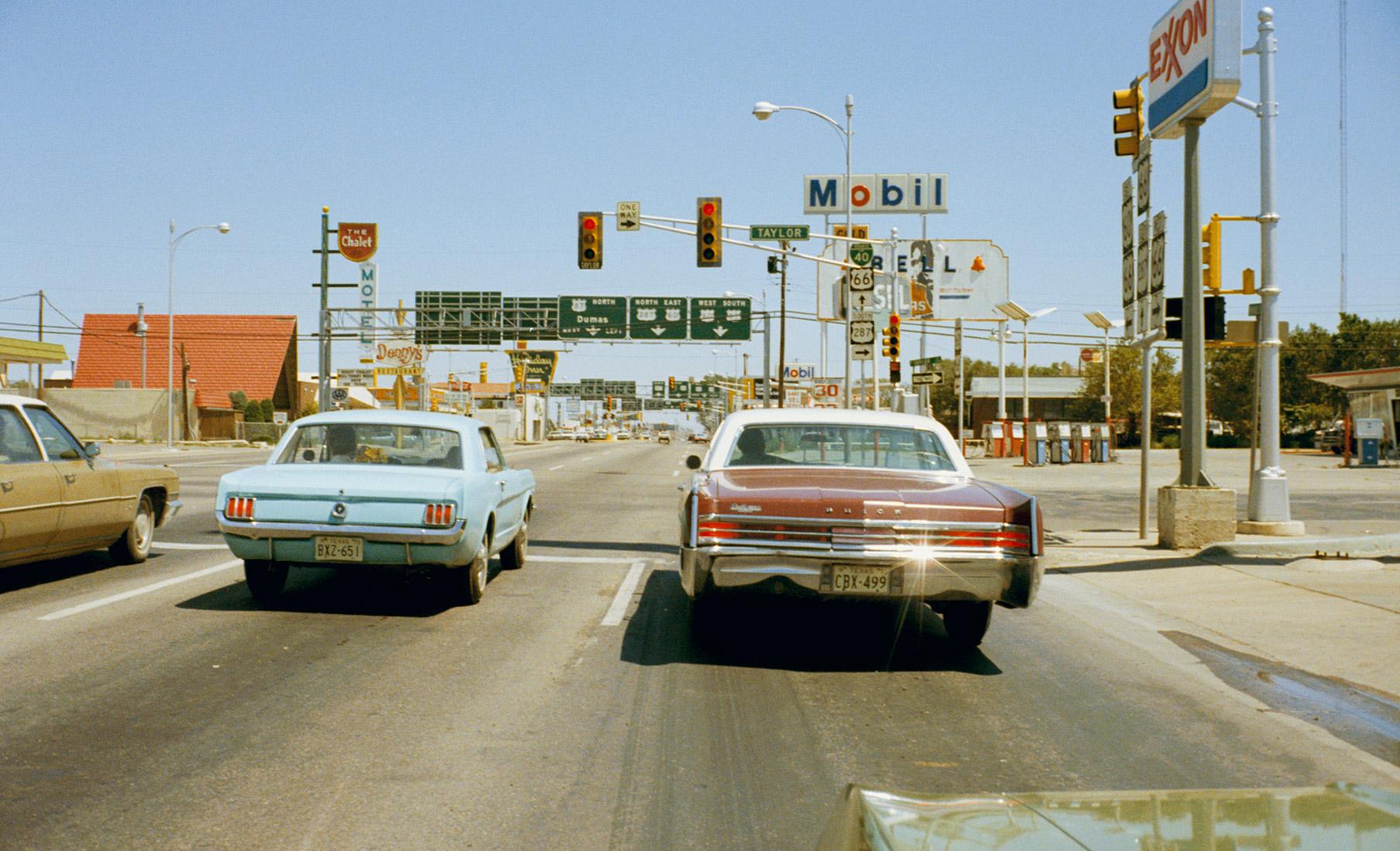 Sprüth-Magers-London.-Stephen-Shore.-Amarillo-Texas-August-1973