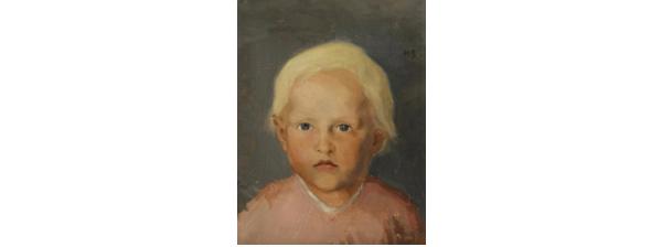 Pojke med lingult hår, 1978. Utrop: 1.500.000-2.300.000 sek. Sotheby's