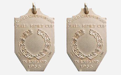 Nobby Stiles, Coupe du Monde 1966, image ©Handout/PA