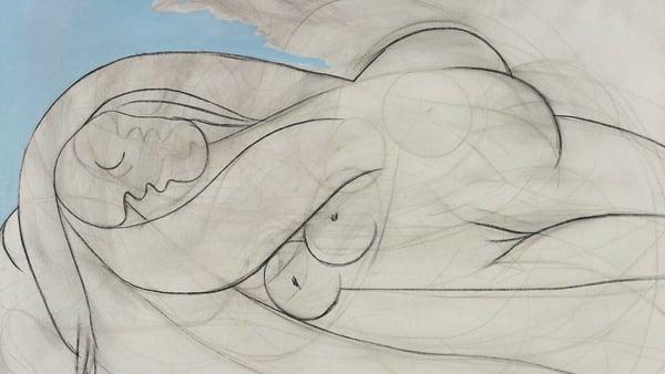 Pablo Picasso, La Dormeuse, 1932 Courtesy of Phillips