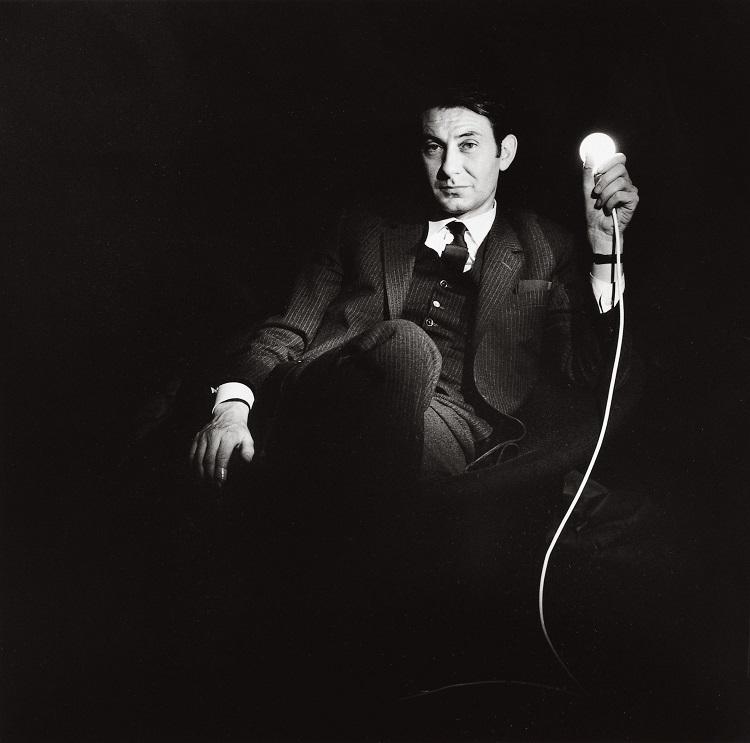 Portrait Ende 1960er, Foto: Mathias Schormann