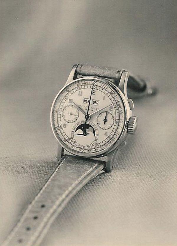 © Dr Crott Consulting SARL www.vintagewatchexpert.com
