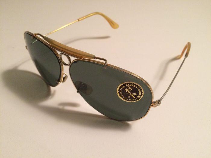 "RAY BAN Vintage ""Aviator""-Modell der 1980er Jahre"