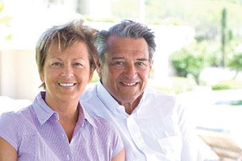 Myriam und Guy Ullens