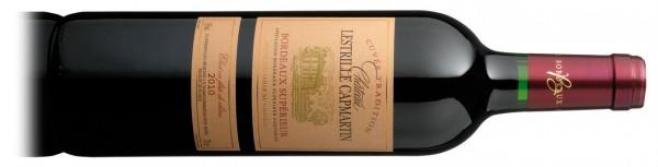 72241 Château Lestrille Capmartin Bordeaux Sup2010 90