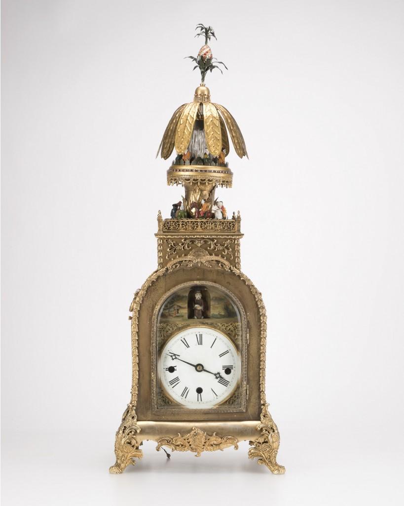 Chinese export clock