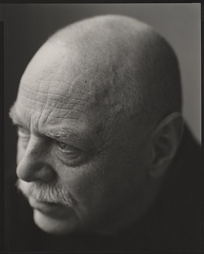 """""""Christer Strömholm"""", från 1982. Ett av Dawids porträttfoton"""