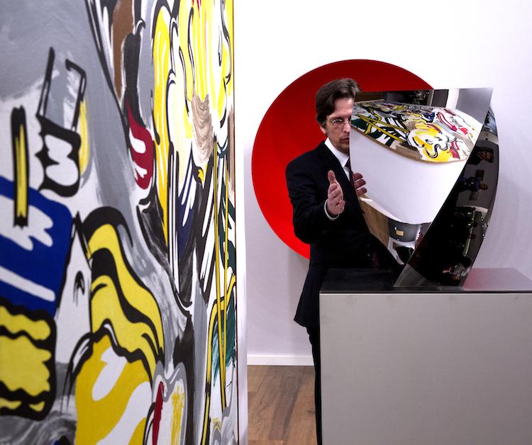 Kukje Gallery à l'ouverture de TEFAF