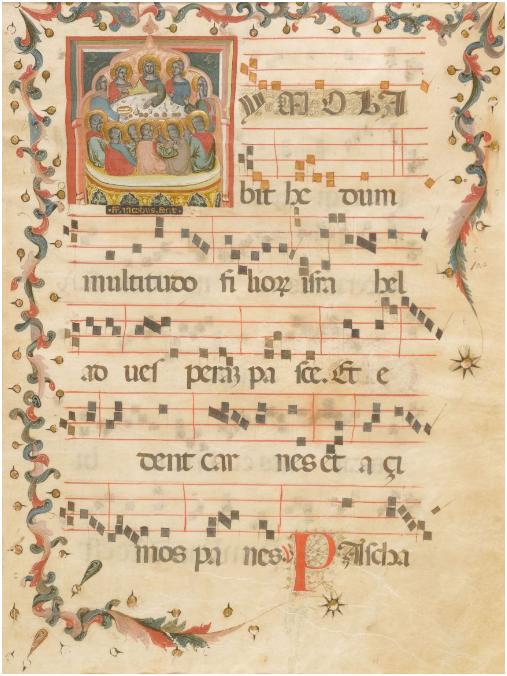 Fra Jacobus - Parchemin ca 1390