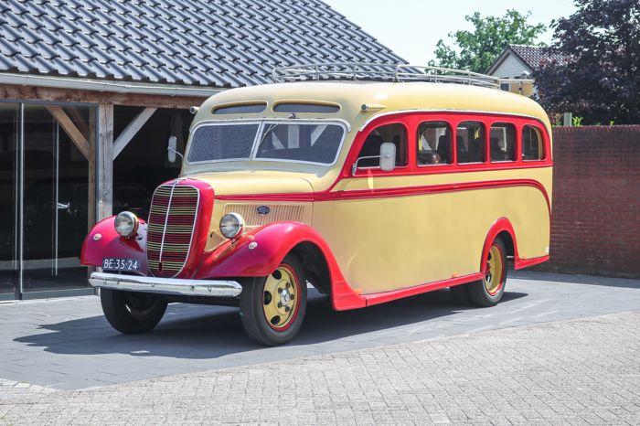 FORD 950 Flathead V8 Schoolbus, 1937