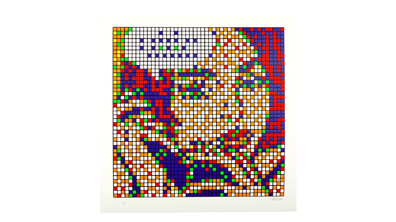 INVADER (*1969) - Rubik Ohh...Alright..., 2011