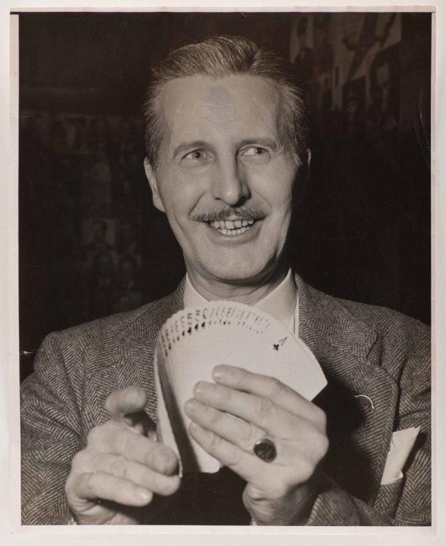 The Man Who Fooled Houdini