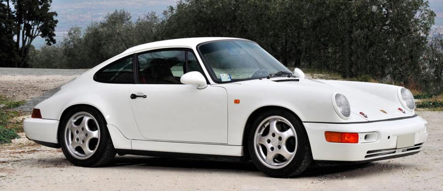 1992 Porsche 911 Carrera RS RM Sotheby's