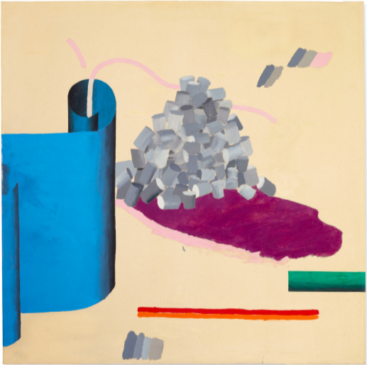 A Realistic Still Life, David Hockney. 1965. Image: Christie's