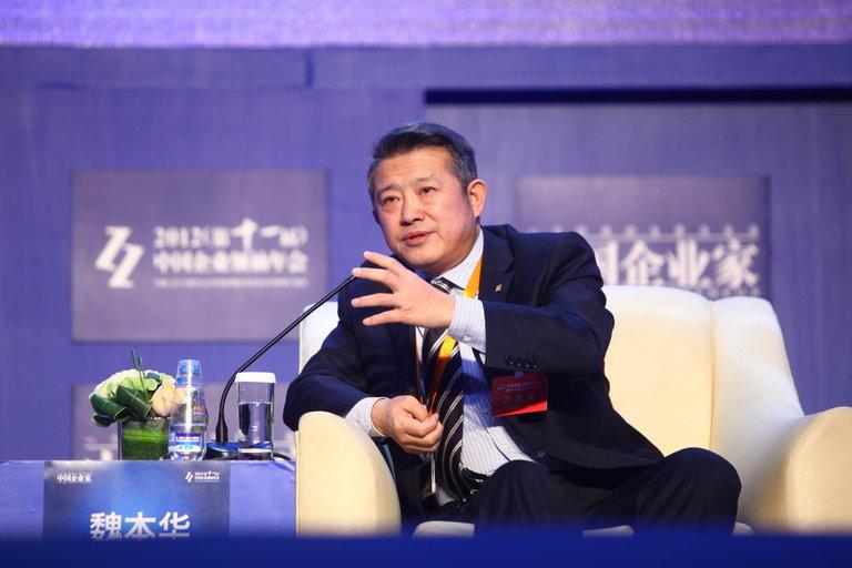 Chen Dongsheng 2012. Foto: Imaginechina.