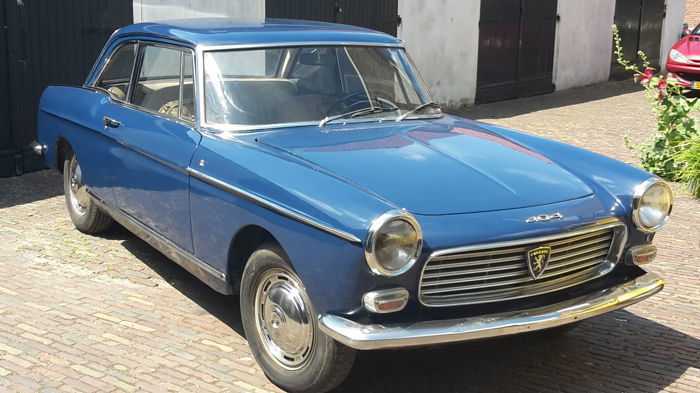 Peugeot - 404 Coupe - 1965