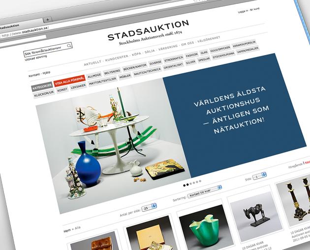 Stadsauktion Stockholms Auktionsverk
