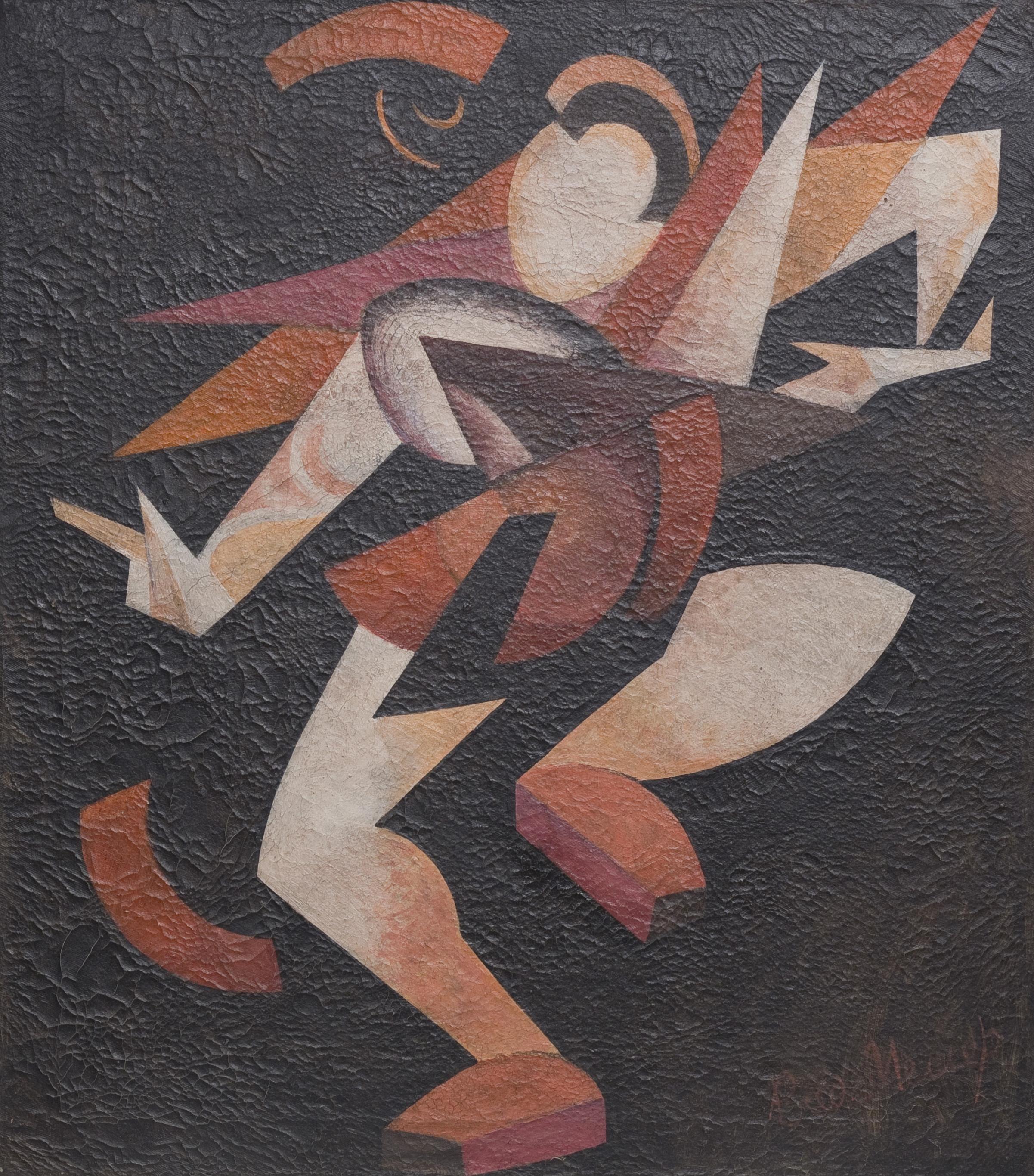 Wadim Meller (1884-1962)  Composition The Bru Sale