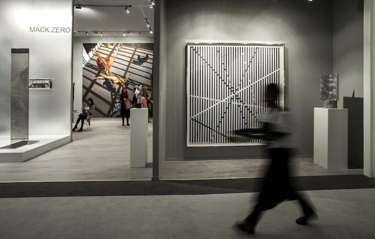 De plus en plus de galeries asiatiques participent à des foires d'art de premier plan