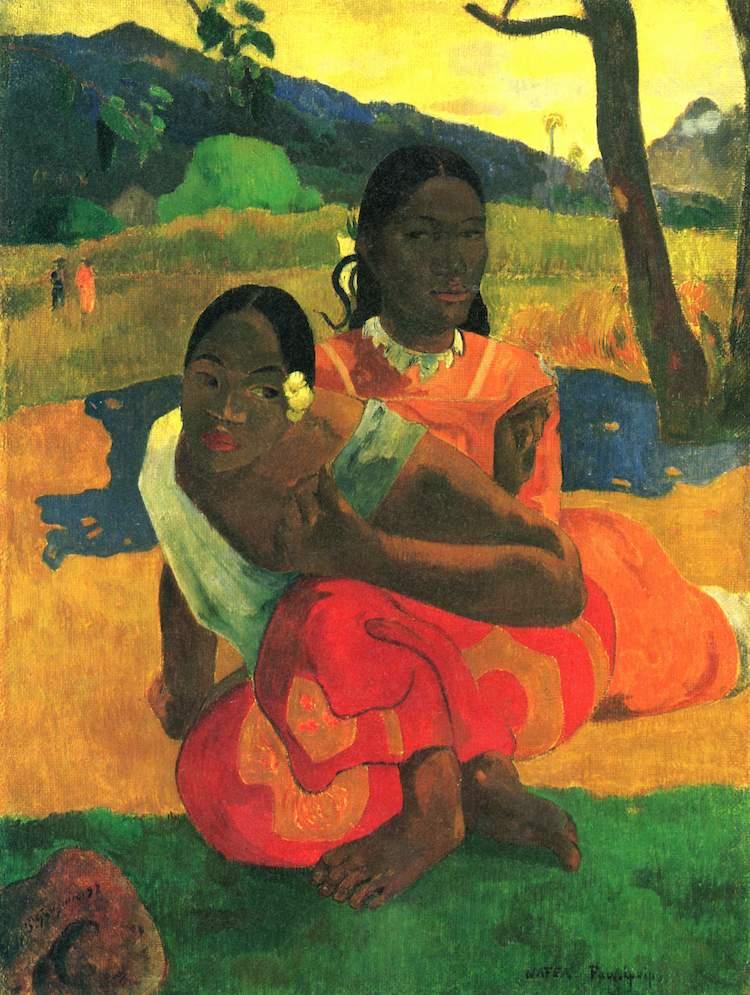 En målning av Paul Gauguin har sålts för 2 94489f2a5ea82